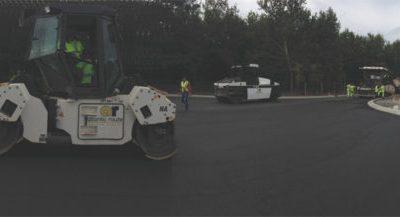 Atlantic Route, construction du DECATHLON de La Teste De Buch (33)