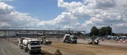 Construction et réalisation du parking BBJ Leclerc d'Ambarès