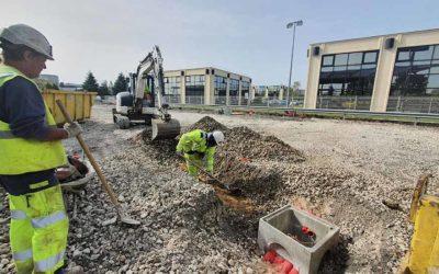 Restructuration d'une concession automobile à Mérignac